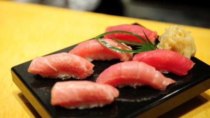 The Best Sushi Restaurants In Tokyo Cnn Travel