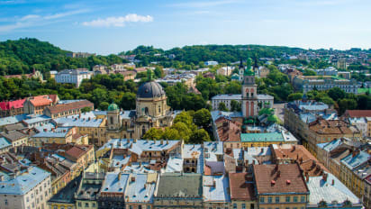 Ukraine: 11 best places to visit | CNN Travel