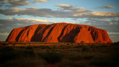 Uluru climbing ban goes into effect October 2019 in