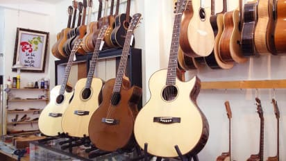 Ho Chi Minh City's 'Guitar Street' echoes with sweet sounds   CNN Travel