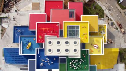 Inside Denmark's giant LEGO house | CNN Travel