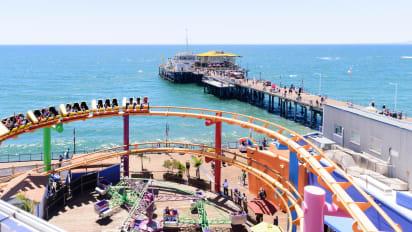 Santa Monica Pier Tips Good Advice For Your Visit Cnn Travel