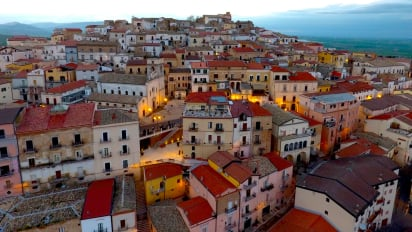 Candela: The Italian town paying people to move there | CNN Travel