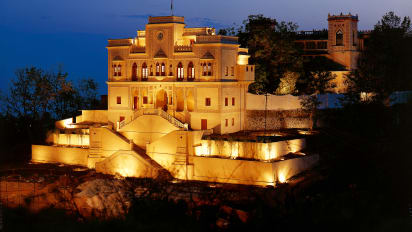 India luxury hotels: Where to stay in style | CNN Travel
