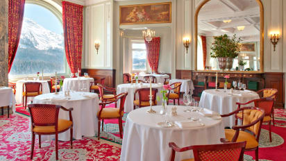 10 Hotels With Restaurants That Have Michelin Stars Cnn Travel