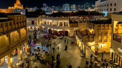 wholesale outlet retail prices buy popular Souq Waqif: 10 things to do at old market in Doha, Qatar ...