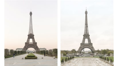 a fake paris you can see in china cnn travel