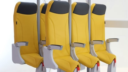 will new standing up airplane seat design take off cnn travel