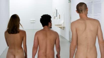 Nude Naked Nudist