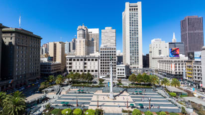 Best Things To Do Around Union Square In San Francisco Cnn Travel