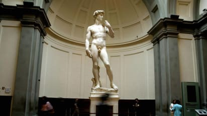e46d0c9dd7 At Florence's Accademia, take the $42,000 art museum tour   CNN Travel