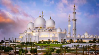 mosque worship