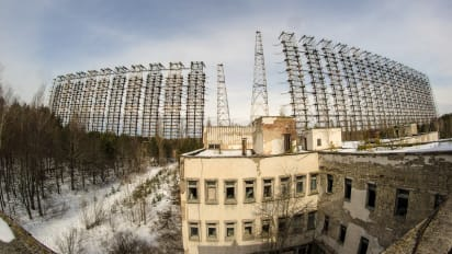 Duga radar: Enormous station is hidden in forests of Chernobyl | CNN