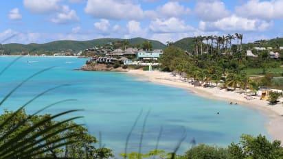 A beach a day  Antigua boasts a year s worth of sunny spots  f1eabb4f13ec