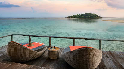 Indonesia S Private Island Getaways Will Take You Beyond