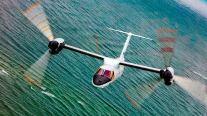 Photography from Light Planes and Helicopters