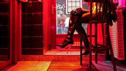 Amsterdam prostitutes red light district 20 Astonishing