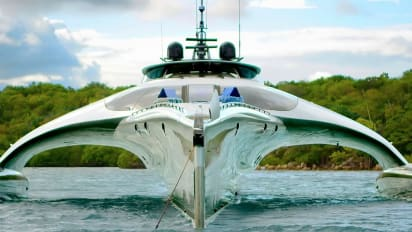 iPad-controlled yacht Adastra goes up for sale for $15 million | CNN