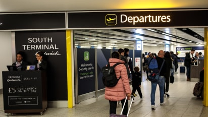 Gatwick Airport 'drugs bust' found to be vegan cake mix