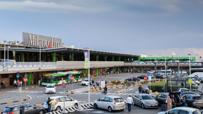 Milan Linate Airport Is Closed How Do You Get Into The City Cnn Travel