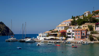 The Top Greek Villages To Visit Photos