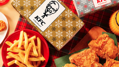 KFC is a Christmas tradition in Japan