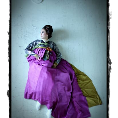 How 'hanbok' is influencing biggest fashion names - CNN Style