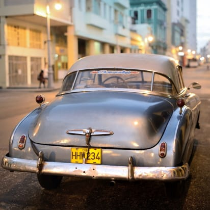 Cuba\u0027s classic cars How much longer will they last? , CNN Style