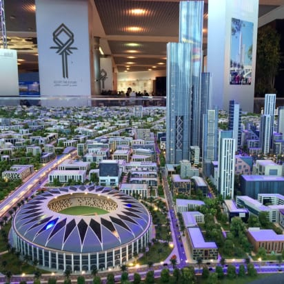 Egypt is getting a new capital -- courtesy of China - CNN Style