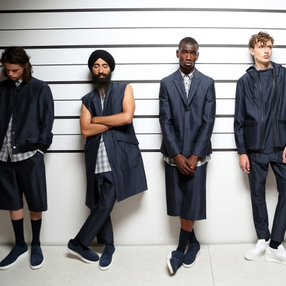 The Case For New York Fashion Week Men Cnn Style