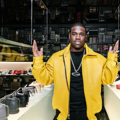 e0d0400c7 A$AP Ferg: 'Dad had me wearing Versace at a young age' Style