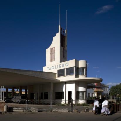 Asmara: A playground of futurist architecture - CNN Style