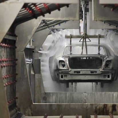 Bespoke Bentley revives luxury car's fortunes - CNN Style