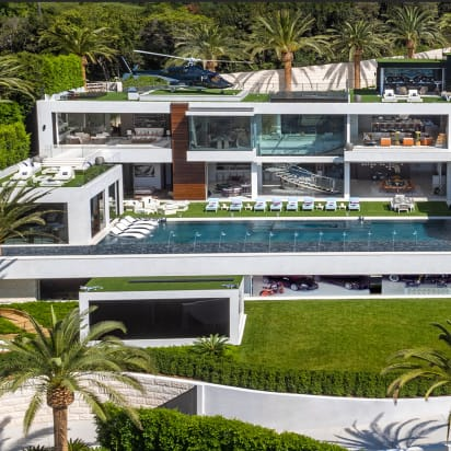 $250 Million Mansion Is Most Expensive Home Listed In US