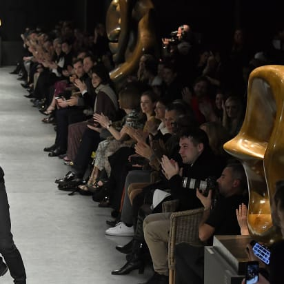 Christopher Bailey To Exit Burberry Cnn Style
