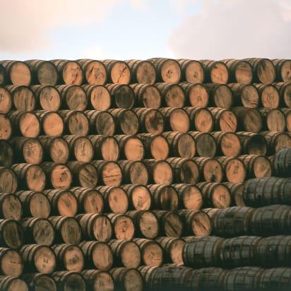 Burnt Oak The Art Of The Whiskey Barrel Cnn Style