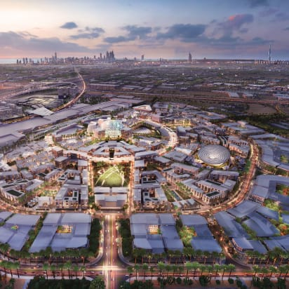Dubai Expo 2020: What happens when the party's over? - CNN Style