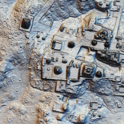 Laser Mapping Uncovers Dozens Of Ancient Mayan Cities Cnn Style