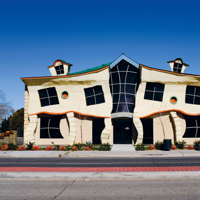 Craziest buildings in California - CNN Style