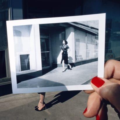 Polaroid Instax Square Glamour Nude art
