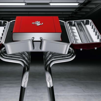 New Ferrari Coffee Table Book Costs 30000 Cnn Style