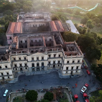Brazils National Museum A Museum Is Gone And Might Never Return