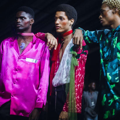 From Harare To Lagos Africa S Gender Fluid Designs Are Defying Norms Cnn Style