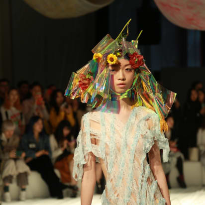 e74233ca1 Shanghai Fashion Week: Gen Z consumers and the new 'made in China'