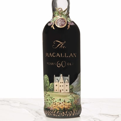 macallan whisky sets world record at london auction cnn style