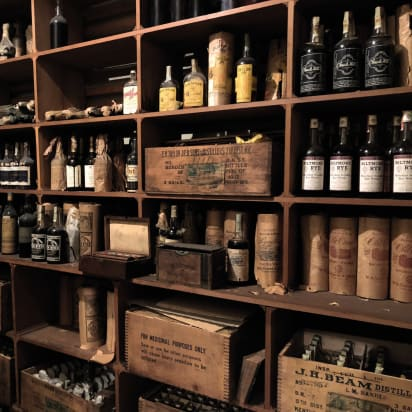 Pre Prohibition Whiskeys Offer A Rare Taste Of American History