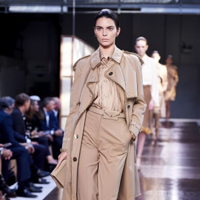 Stella Mccartney Burberry Among Fashion Brands Uniting Against Climate Change Cnn Style