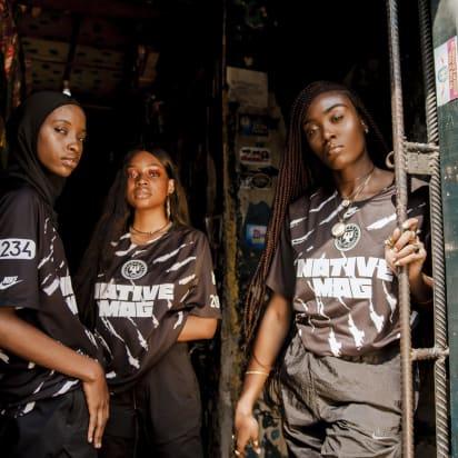 69d0c6fea Seni Saraki  The 23-year-old Nigerian who designed a Nike special ...