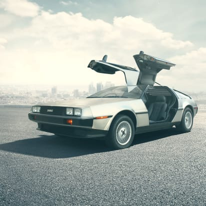 Dmc Delorean The Troubled Past Of The Car That Went Back To The Future Cnn Style