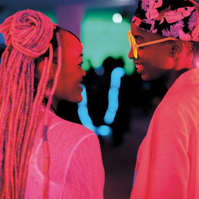 Why Wanuri Kahiu's lesbian romance film was banned in Kenya